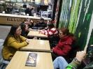 I ragazzi del progetto ''chi trova un lavoro trova un tesoro'' vanno al McDonald di Pompei-1