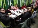 I ragazzi del progetto ''chi trova un lavoro trova un tesoro'' vanno al McDonald di Pompei-5